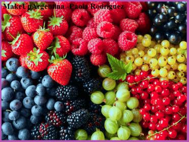 5-6 Consumí más frutas, no sólo aportan agua y azúcares naturales a tu organismo sino que están llenas de vitaminas saludables